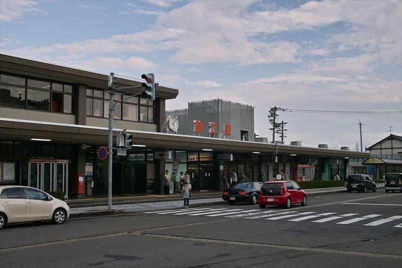 20150813_Sabae Station_2
