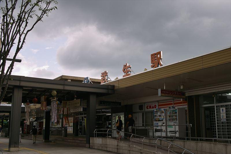 20150814_JR Takefu Station-2