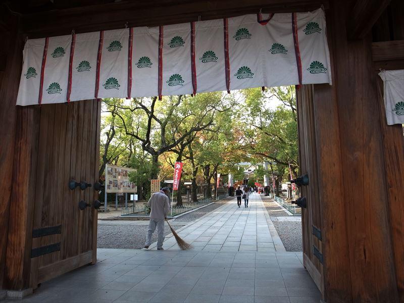 20151121-Minatogawa Shrine-3