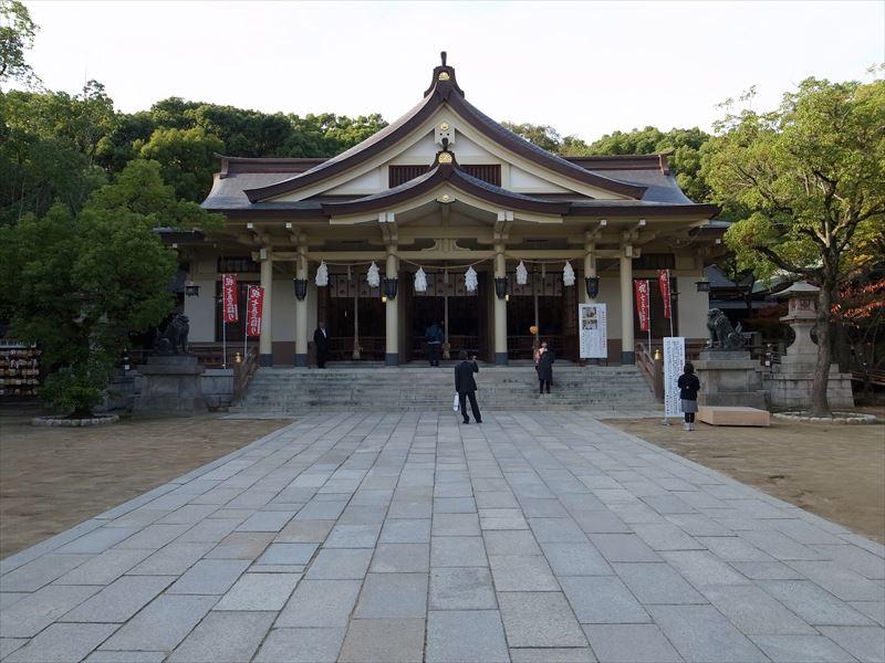 20151121-Minatogawa Shrine-6