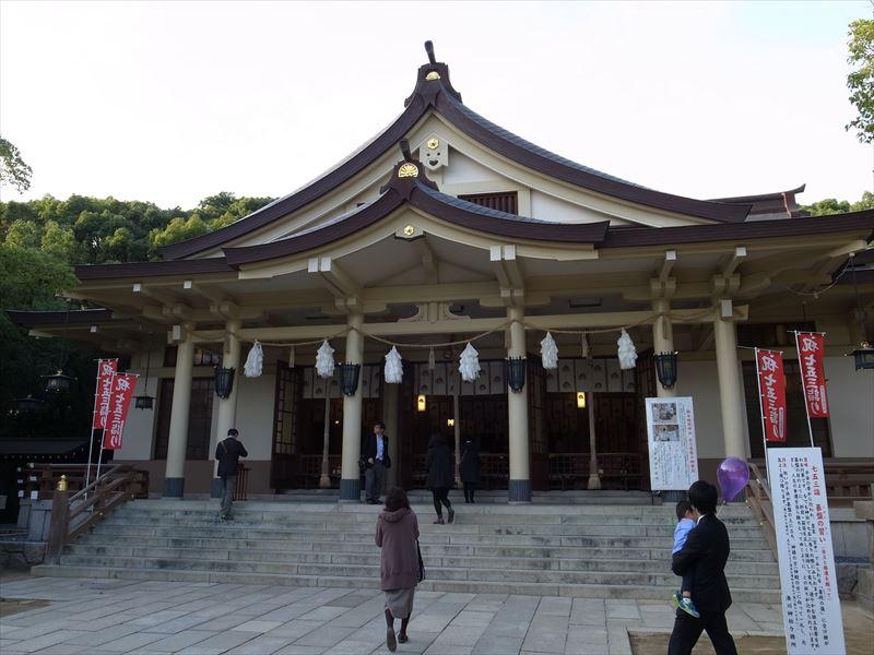 20151121-Minatogawa Shrine-8