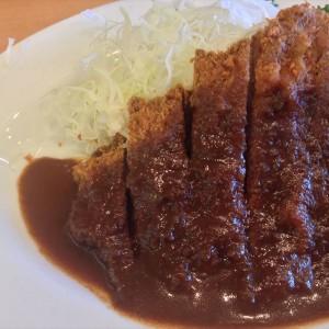 ビーフカツレツ(オールドスタイル)_グリル一平 新開地本店:兵庫県 -2014/11/16- Hyogo Gourmet Photo:Beef Cutlets(Old style) at Grill IPPEI