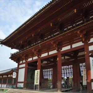 【旅】東大寺-中門-:奈良県 -2016/8/14-