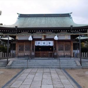 【旅】夢野 熊野神社(権現さん):兵庫県神戸市 -2017/1/21-